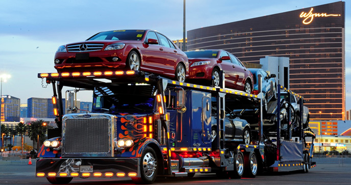 Fast and easy car shipping