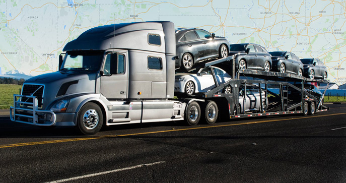 Reliable Nationwide Vehicle Shipping
