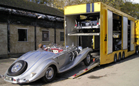 Antique and Classic Car Shipping