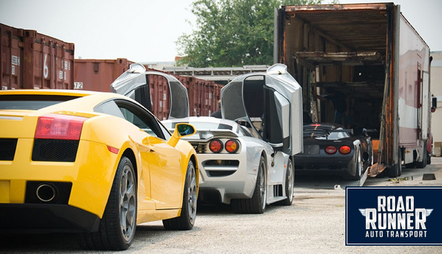 Car Shipping: Enclosed Auto Transport