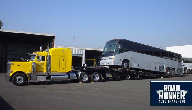 Heavy Hauling Oversized Transportation Roadrunner