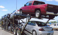 Open Carrier Car Shipping